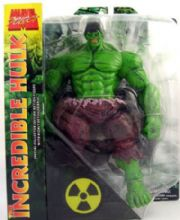 Incredible Hulk Action Figure Diamond Select Toys MIB Marvel